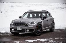 review 2018 mini cooper s e countryman all4 canadian