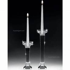 candelieri in cristallo candeliere in cristallo ranoldi cm 9x9 h 32 candeliere