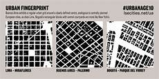 mapping the urban fingerprints and spatial dna of cities