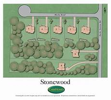 stonewood llc house plans stonewood site plan carrhomes