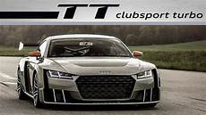 Audi Tt Clubsport Turbo Exterior Interior