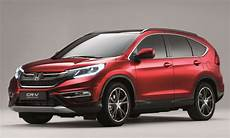 Honda Cr V Facelift 2014 Fotos Motoren Autozeitung De