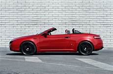 alfa romeo spider gets a touch of bespoke from vilner carscoops