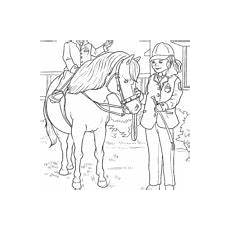 Pferde Bilder Malvorlage Mandala Pferde Pferdemandala Kostenlose Ausmalbilder