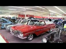 rick treworgy s muscle car city car museum youtube