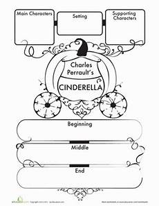 tale formula worksheet 14998 cinderella story map tales unit traditional tales story elements