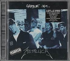 metallica garage inc metallica garage inc at discogs