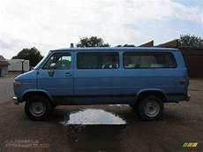 how cars run 1995 chevrolet sportvan g30 on board diagnostic system 1995 chevrolet chevy van g30 sport van in light stellar blue metallic photo 5 191801 all