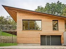 Haus Gruber Holzhaus Haus Holzhaus Und Pultdach