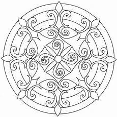 Malvorlagen Cd Mandala Ausmalen Newtemp
