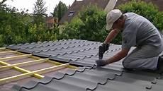 couverture toiture tole tole et panneaux imitation tuile alphonse materiaux