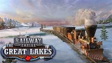 the great empire railway empire the great lakes dlc ps4 review