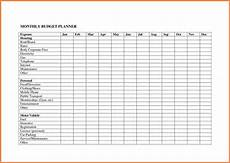 4 bill spreadsheet template excel spreadsheets group