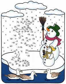 Weihnachten Ausmalbild Zahlen Ausmalbild Malen Nach Zahlen Malen Nach Zahlen Pinguin