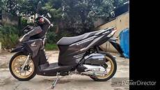 Vario 125 Modif Simple by Modifikasi Vario 125 150 Terbaru 2017