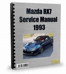 service and repair manuals 1993 mazda mx 5 electronic toll collection mazda rx7 1993 service repair manual download download manuals a