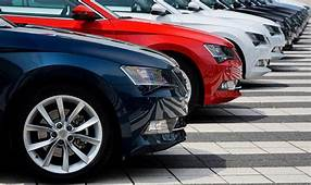 New Car Sales Decline In The UK For Fourth Consecutive