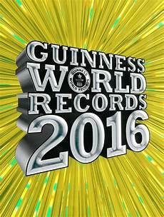 Guinness World Records 2016 Leuke Kinderboeken