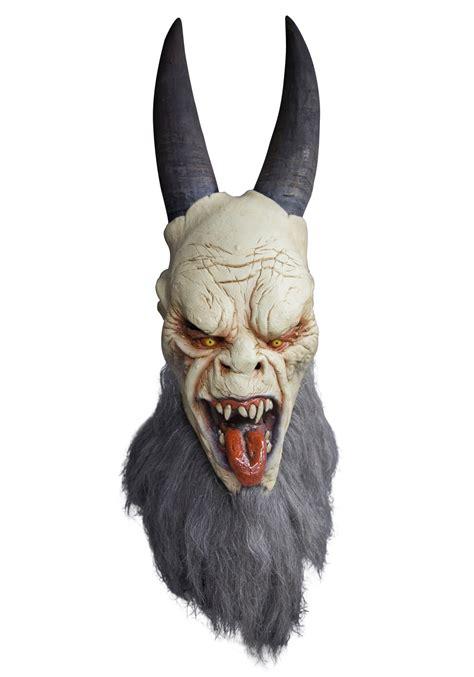 Evil Santa Mask