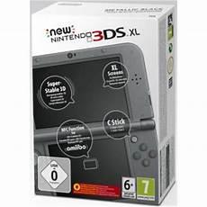 console nintendo new 3ds xl noir m 233 tallis 233 e console