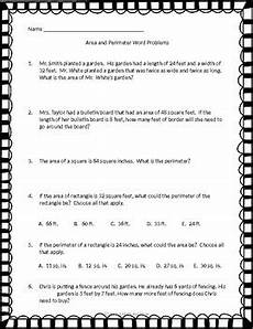 area word problems worksheets 4th grade 11456 area and perimeter word problems 4th grade by s math and more