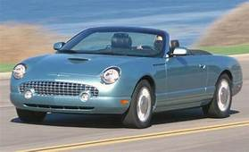 New Ford Thunderbird 2018 Release Date Price Design Specs