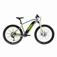 e st500 electric mountain bike grey 27 5 quot decathlon