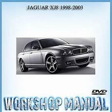 auto repair manual free download 1998 jaguar xj series spare parts catalogs jaguar xj8 1998 2003 workshop repair service manual in disc ebay