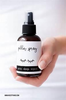diy kissen spray selber machen tipps bei schlafst 246 rungen