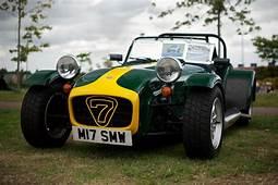 Caterham/Lotus 7 In Prisoner Livery British Racing Green