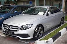 2018 Mercedes E Class E 300 Luxury Sedan 2 0l Turbo