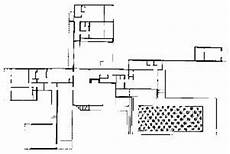 kaufmann house floor plan kaufmann house desert house palm springs
