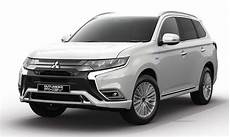 mitsubishi outlander in hybrid buy new cars wellington