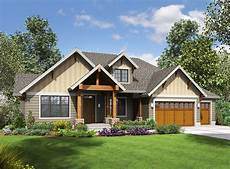 craftsman house plans one story one story craftsman with finished lower level craftsman