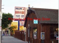 The New Diner: Phillips Barbecue