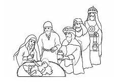 Malvorlagen Weihnachten Christkind Ausmalbilder Zu Weihnachten Weihnachtsmann Nikolaus Und