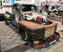 Garrett Motion At SEMA Show Las Vegas US  Booth