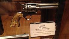 colt quickdraw saa revolver used by palance in the movie quot shane quot western movie