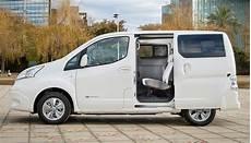 Nissan E Nv200 Reichweite - mehr reichweite f 252 r elektroauto nissan e nv200 bilder