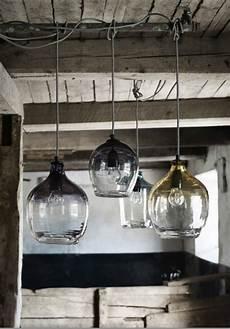 leuchten für bad glaslen sweet home origami h 228 ngele glas