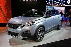 All New Peugeot 5008 Is A 7 Seater Crossover In