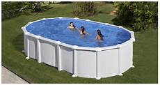 piscine hors sol cout kit piscine gre gamme ha 239 ti acier h 132 cm 233 quipement