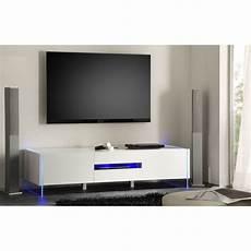 meuble tv hifi blanc meuble tv hifi design laqu 233 blanc excellence matelpro