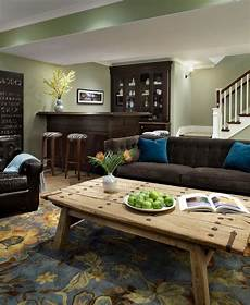 backless short bar basement traditional with blue brooms