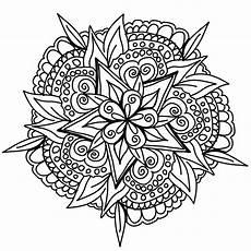 Kostenlose Ausmalbilder Mandala Kostenlose Mandalavorlagen Zum Herunterladen Mandala
