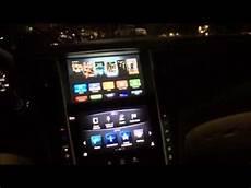 infiniti apple carplay infiniti q50 running apple tv