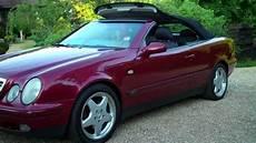 1999 T Mercedes Clk 320 Sport Auto Convertible For Sale