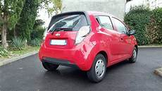 chevrolet spark occasion chevrolet spark d occasion 1 0 65 echirolles carizy