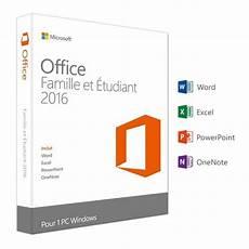Office Famille Et Etudiant 2016 1 Pc Prix Pas Cher