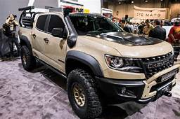 2020 Chevy Colorado Rumors  Cars Review Release